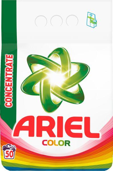 Ariel Color & Style prací prášek 3,5 kg, 50 praní