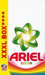 Ariel prací prášek karton C&S 5,6 kg, 80 praní