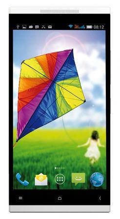 myPhone smartfon Luna, biały