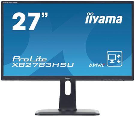 iiyama PROLITE XB2783HSU-B1DP (XB2783HSU-B1DP) Monitor
