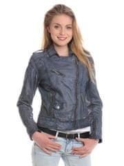 Pepe Jeans dámská kožená bunda Applegate