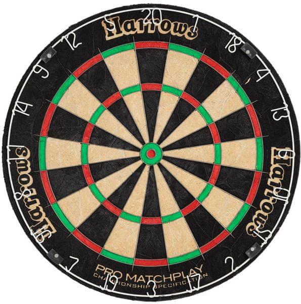Harrows Sisalový terč Pro Matchplay Board