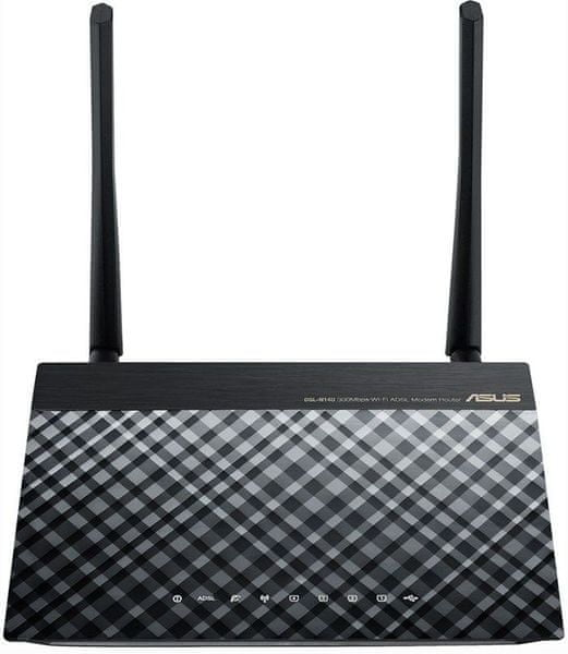 Asus DSL-N14U router (90IG00Z1-BM3020)