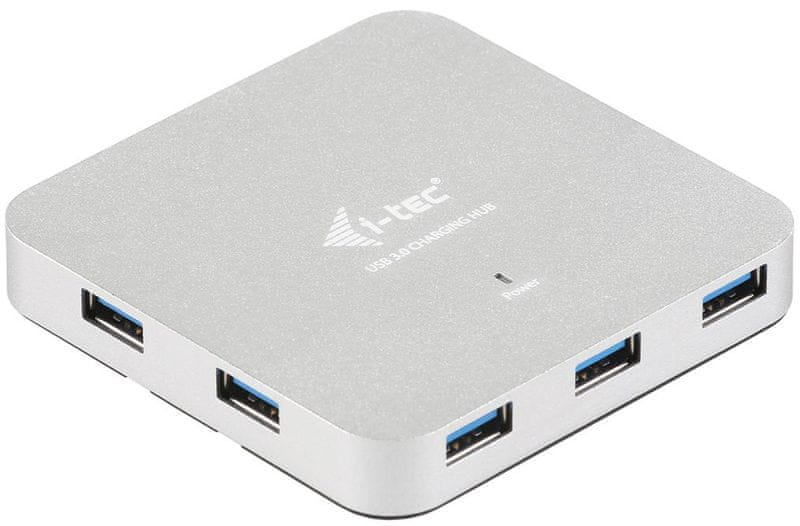 I-TEC USB 3.0 HUB 7 port Metal
