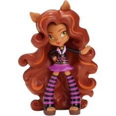 Monster High Vinyl Clawdeen Wolf