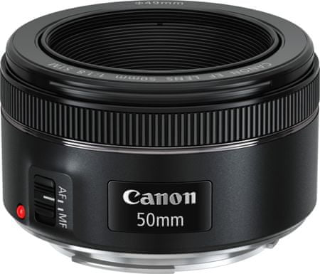 Canon objektiv EF 50 mm f/1,8 STM