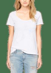 s.Oliver dámské tričko s hvězdou