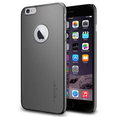 Spigen ovitek Thin Fit za iPhone 6 Plus, siv