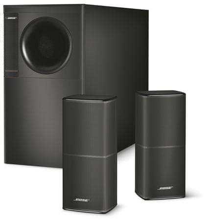 Bose sistem zvočnikov AM5, črn