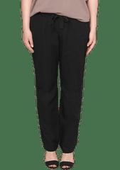 s.Oliver dámské kalhoty pro plnoštíhlé