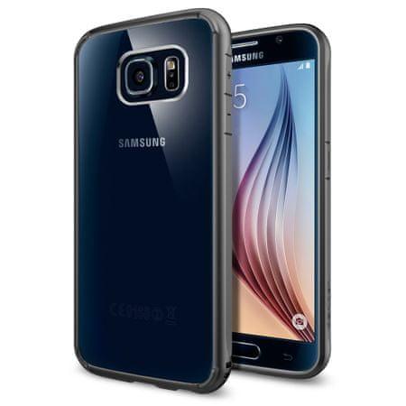 Spigen ovitek Ultra Hybrid za Samsung Galaxy S6, rjavo-siv