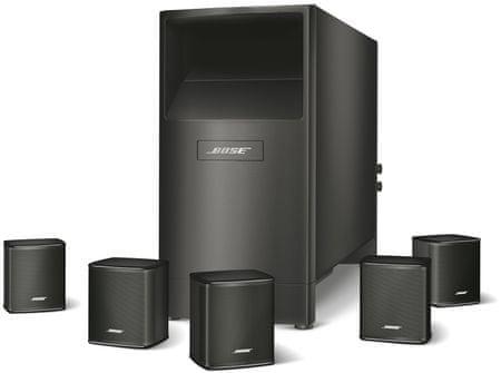 Bose sistem zvočnikov AM6, črn