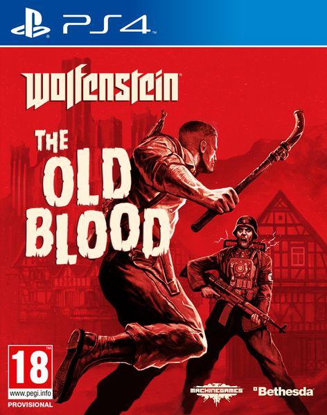 Bethesda Softworks Wolfenstein: The Old Blood / PS4