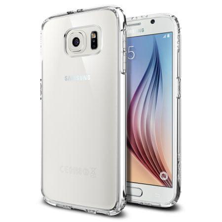 Spigen maska Ultra Hybrid za Samsung Galaxy S6, Crystal Clear