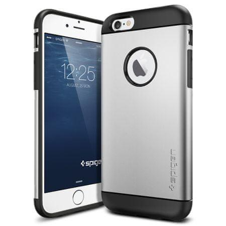 Spigen ovitek Slim Armor za iPhone 6, srebrn