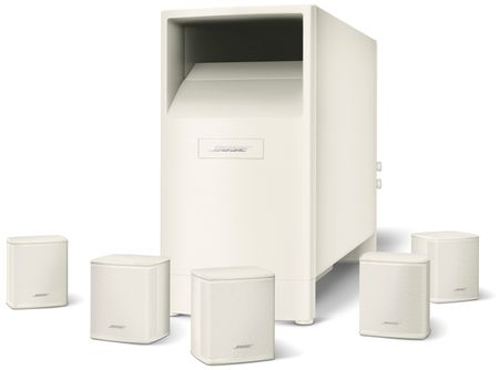 Bose sistem zvočnikov AM6, bel