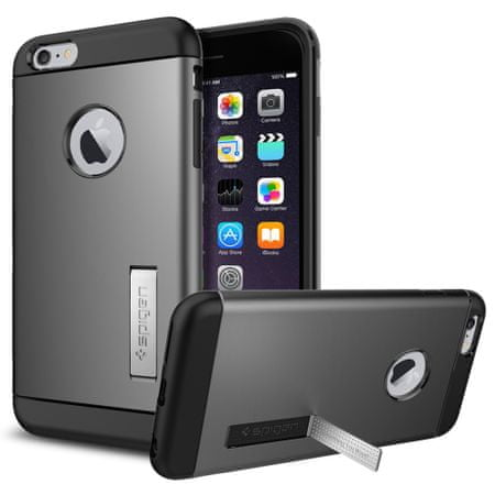 Spigen ovitek Slim Armor za iPhone 6 Plus, siv