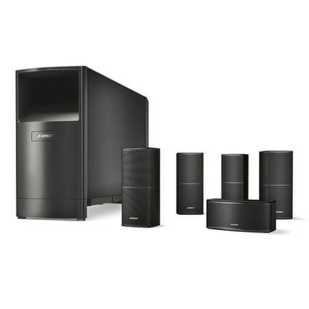Bose sistem zvočnikov AM10, črn