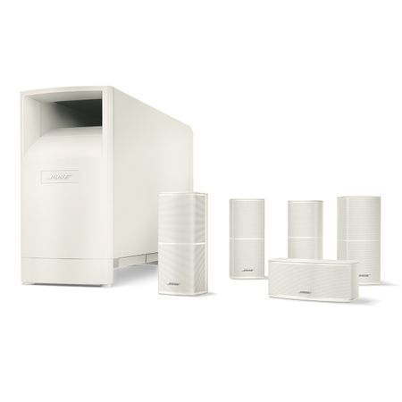 Bose sistem zvočnikov AM10, bel
