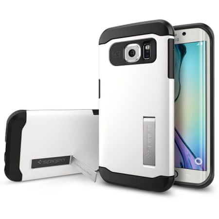 Spigen ovitek Slim Armor za Samsung Galaxy S6, bel
