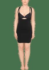 s.Oliver dámské stahovací šaty pro plnoštíhlé