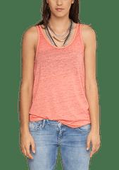 s.Oliver koszulka bez rękawów damska