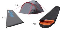 Loap Zestaw: 1x Holl 4, 4x Hudson, 4x Java