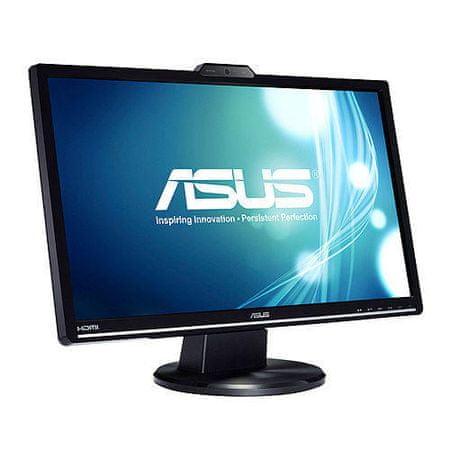 Asus VK248H 24'' 2ms, DVI/HDMI, webcam, Monitor