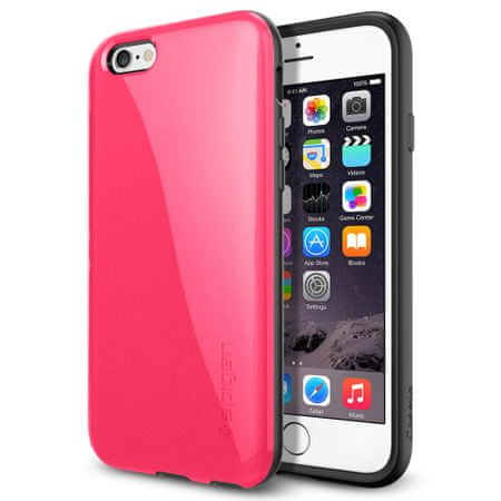 Spigen ovitek Capella za iPhone 6, roza