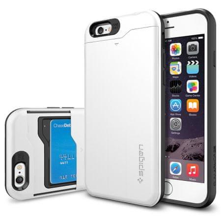 Spigen ovitek Slim Armor CS za iPhone 6, bel