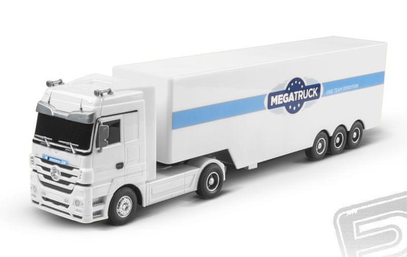 Pelikan RC Mega Truck Mercedes-Benz, 1:32, 27 MHz