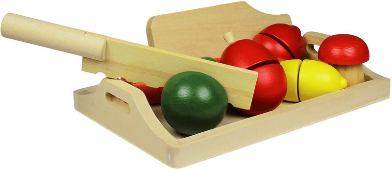 Marionette Hrací sada ovoce a zelenina
