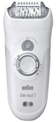 Braun epilator Silk epil 7-561 Promo + potovalna kozmetična torbica
