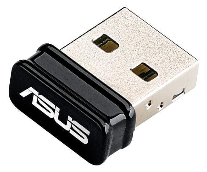 Asus USB-N10 NANO adaptér (90IG00J0-BU0N00)