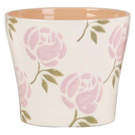 Scheurich Květináč 808 keramický, 17cm, Mary rose