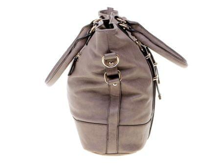 s.Oliver dámská kabelka s odepínatelným popruhem hnědá - Alternativy ... 32dc0966bee