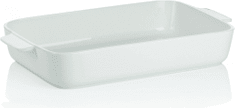 Kela pekač Ester 40,5x23x6,5 cm, porcelan