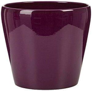Scheurich Květináč 800 keramický, 13cm, Pure violet