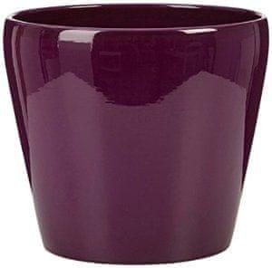 Scheurich Květináč 800 keramický, 28cm, Pure violet
