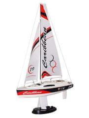 Pelikan Joysway RC Plachetnice - Caribbean RTR 2,4GHz - červená