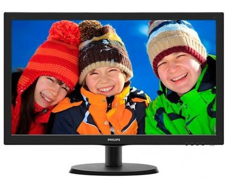 PHILIPS 223V5LHSB 21.5'' Monitor