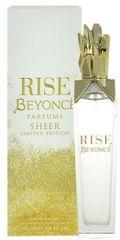 Beyoncé Rise Sheer EDP - 100 ml