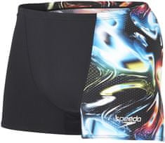 Speedo Allover Digital V Aquashort Print 24