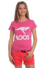 KangaROOS volnočasové dámské tričko