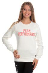 PeakPerformance dámská bavlněná mikina