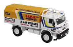 Monti Systém model samochodu Liaz Rajd Dakar 1:48