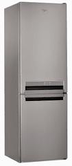 Whirlpool BSNF 8452 OX Alulfagyasztós Supreme NoFrost hűtő, 319, A++