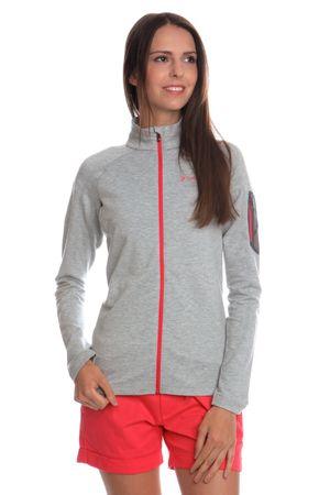 PeakPerformance női pulóver L szürke