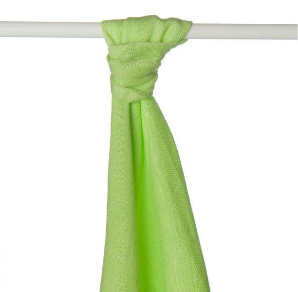 Kikko Bambusová osuška/plena 90x100 cm, zelená