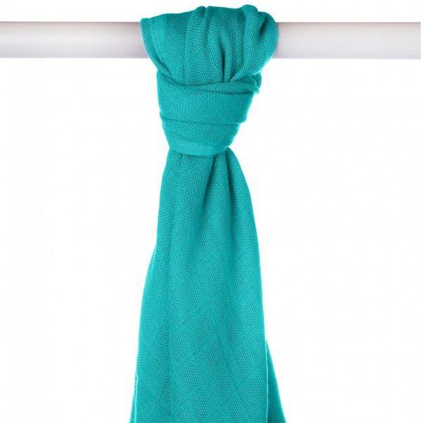 Kikko Bambusová osuška 90x100 cm, Turquoise